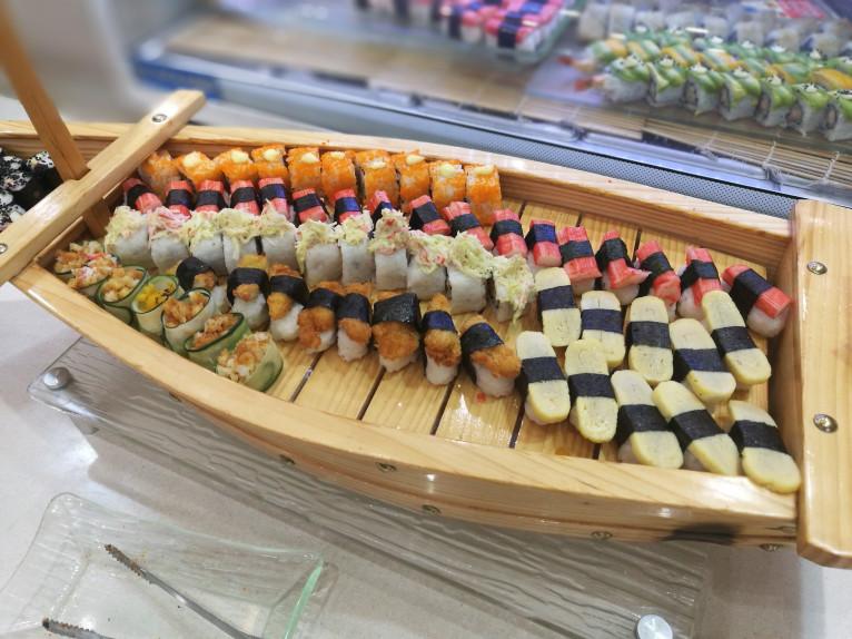 日本食の寿司