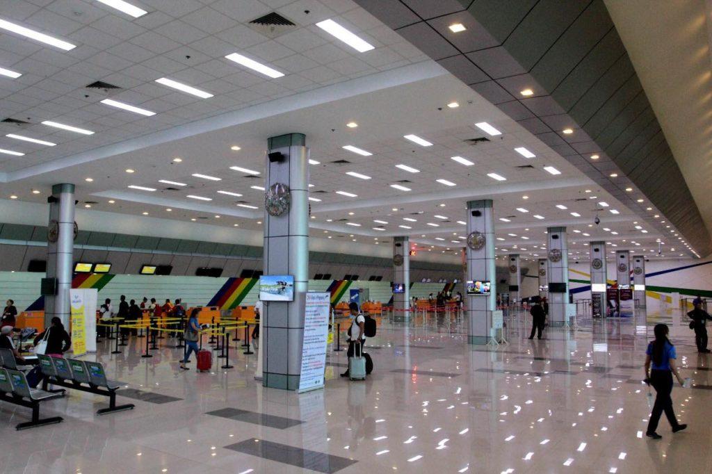 クラーク国際空港 施設