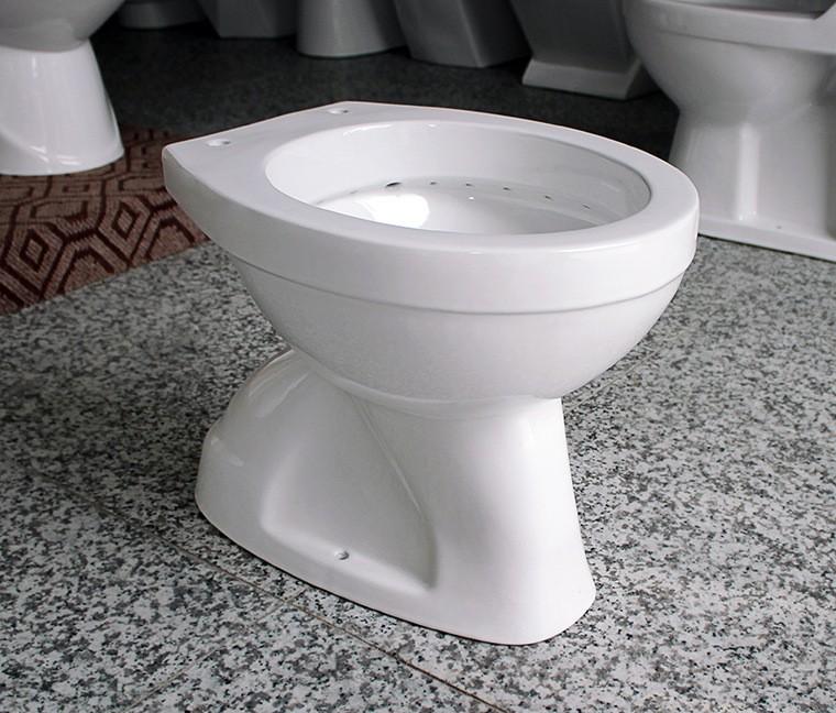 トイレ 便座なし