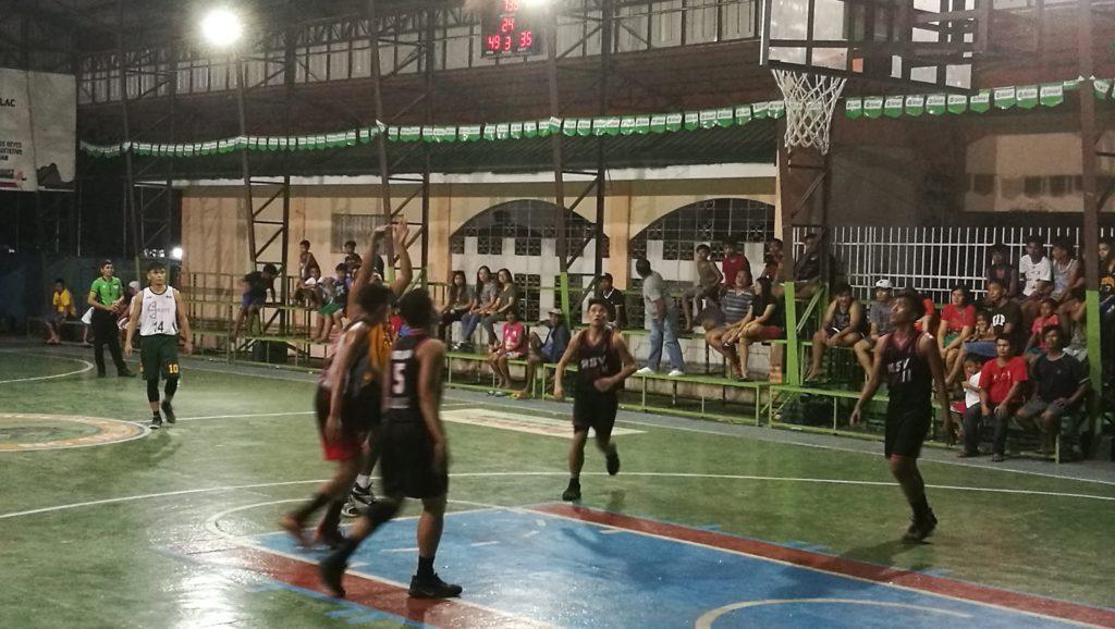 バスケ 試合
