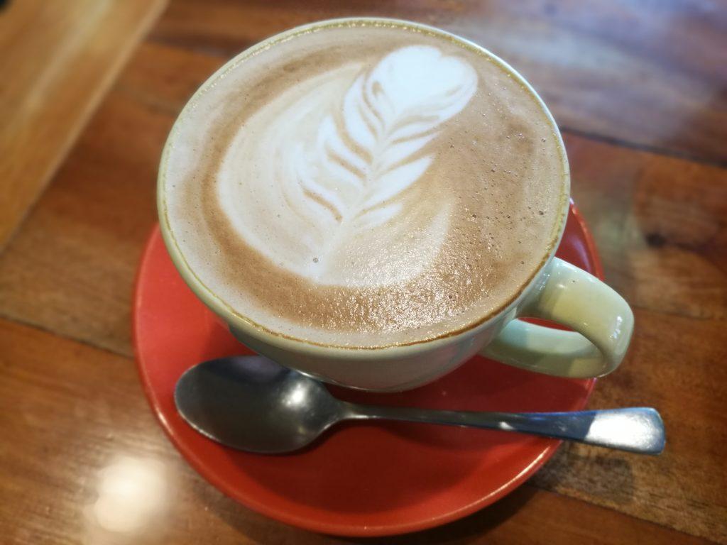 カフェラテ 美味しい