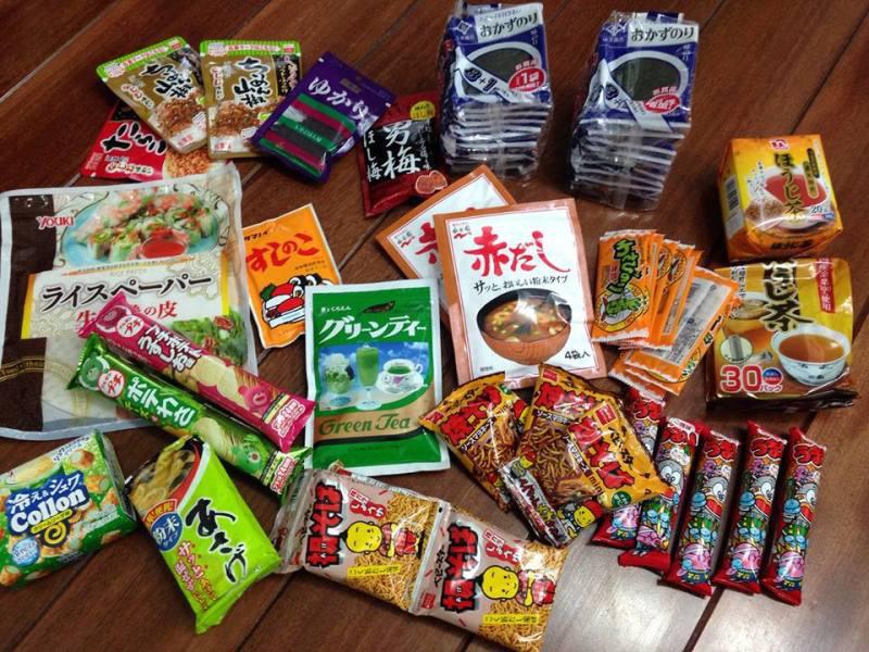 日本食 不要