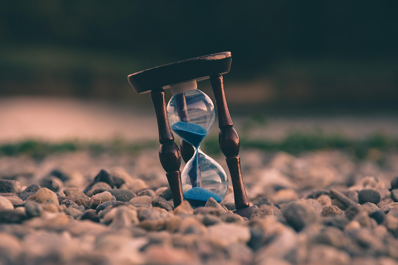 時間 消耗