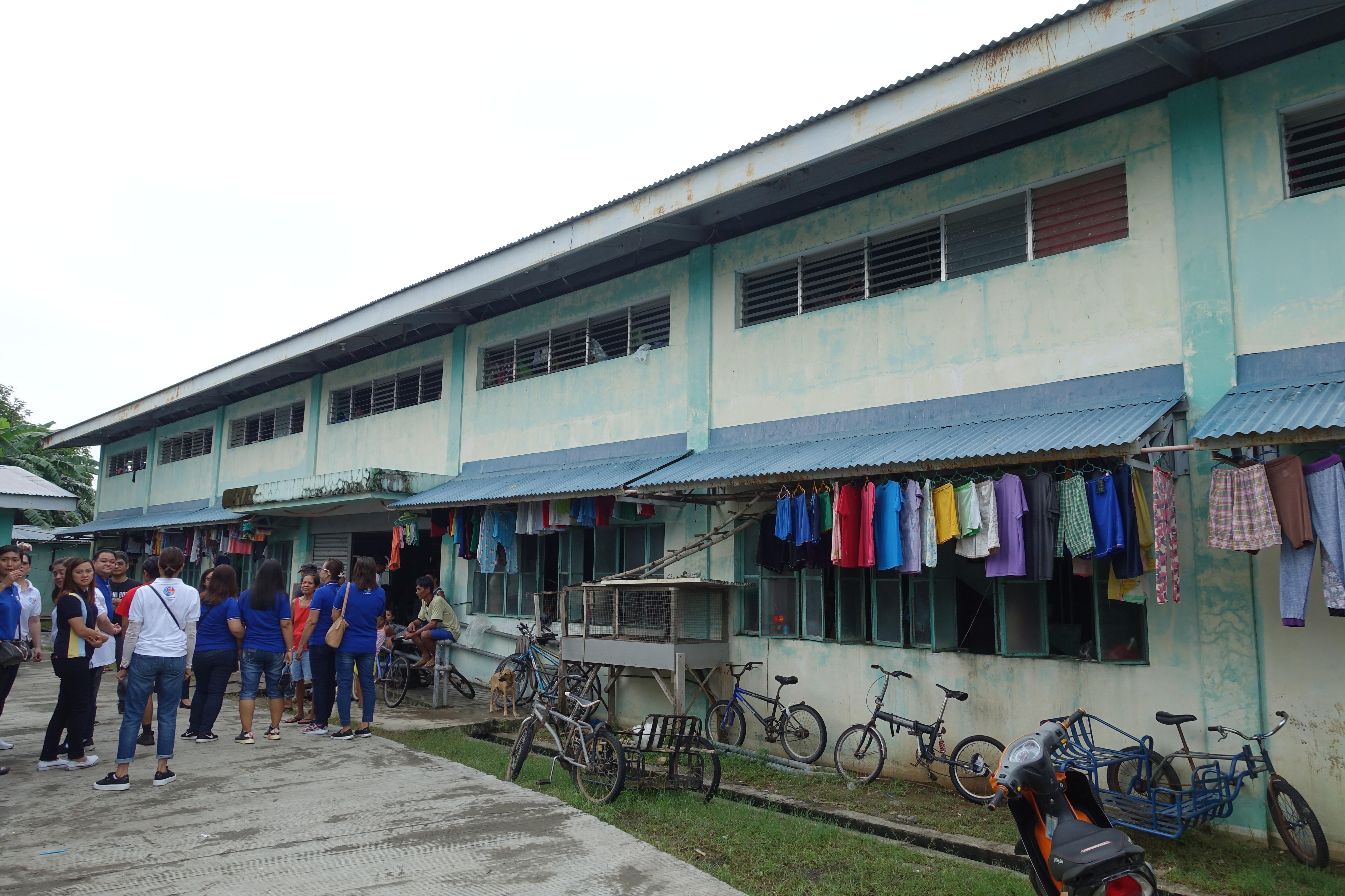 建物 避難所