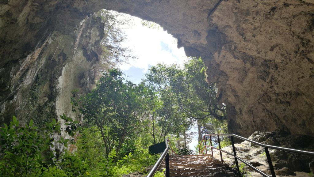 洞窟 スマギン
