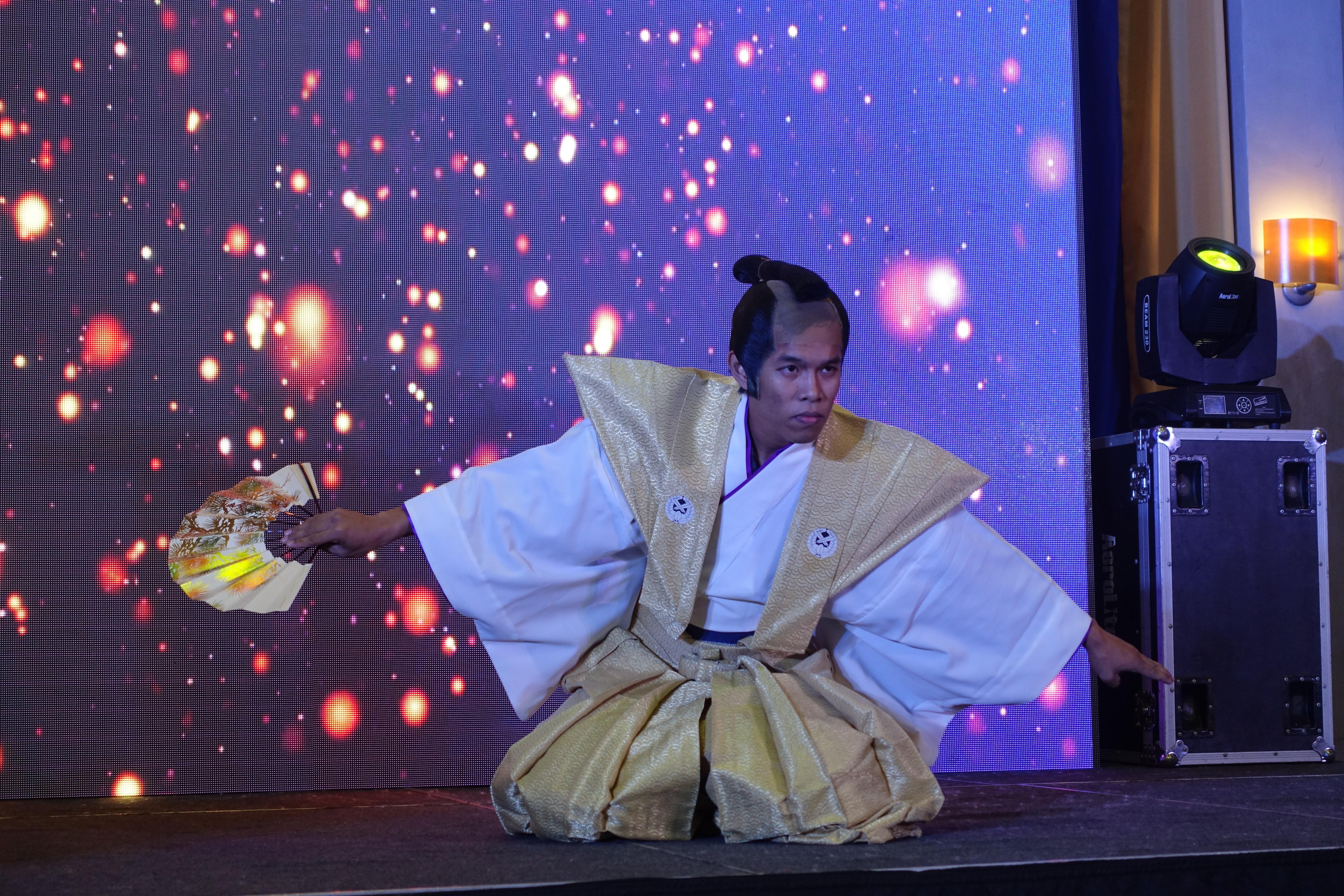 舞踊 日本