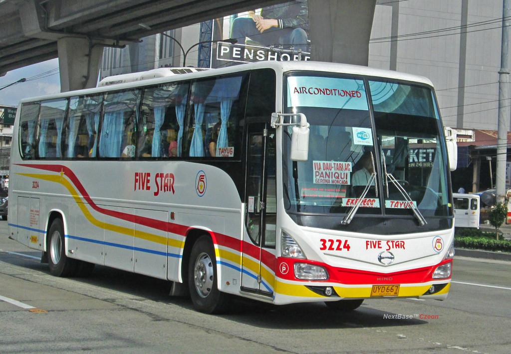 ファイブスター バス