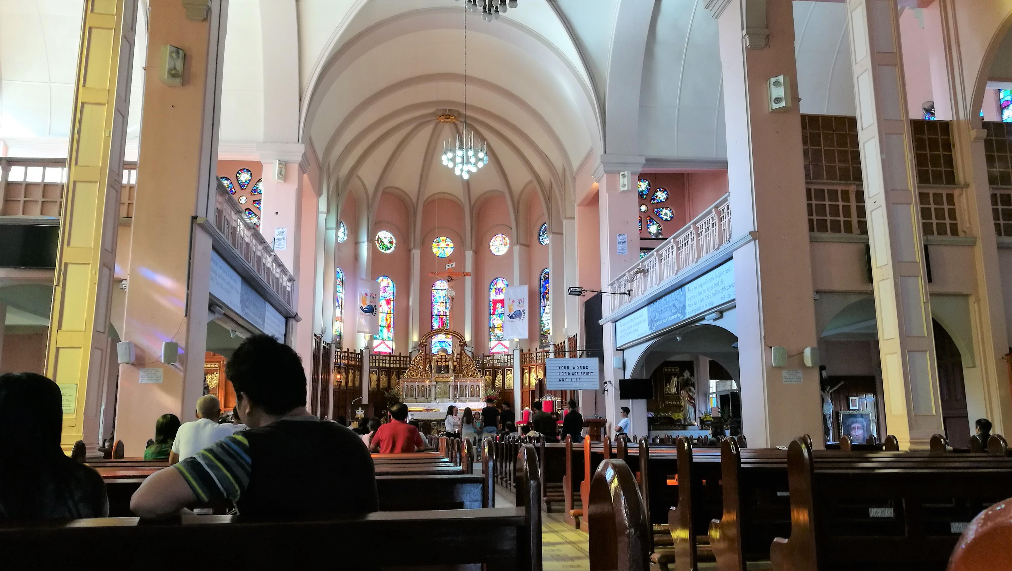 バギオ 教会