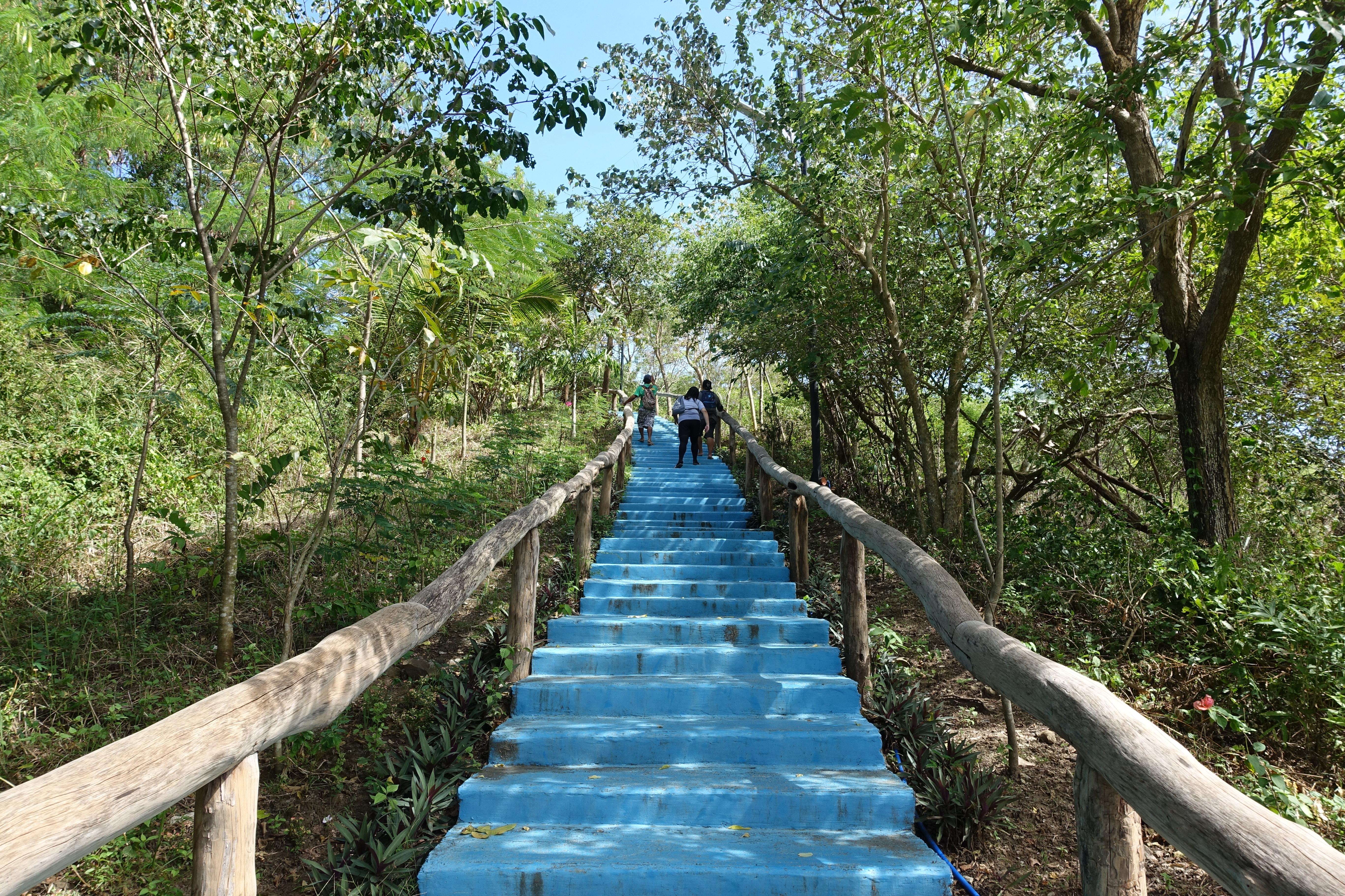 1000段の階段